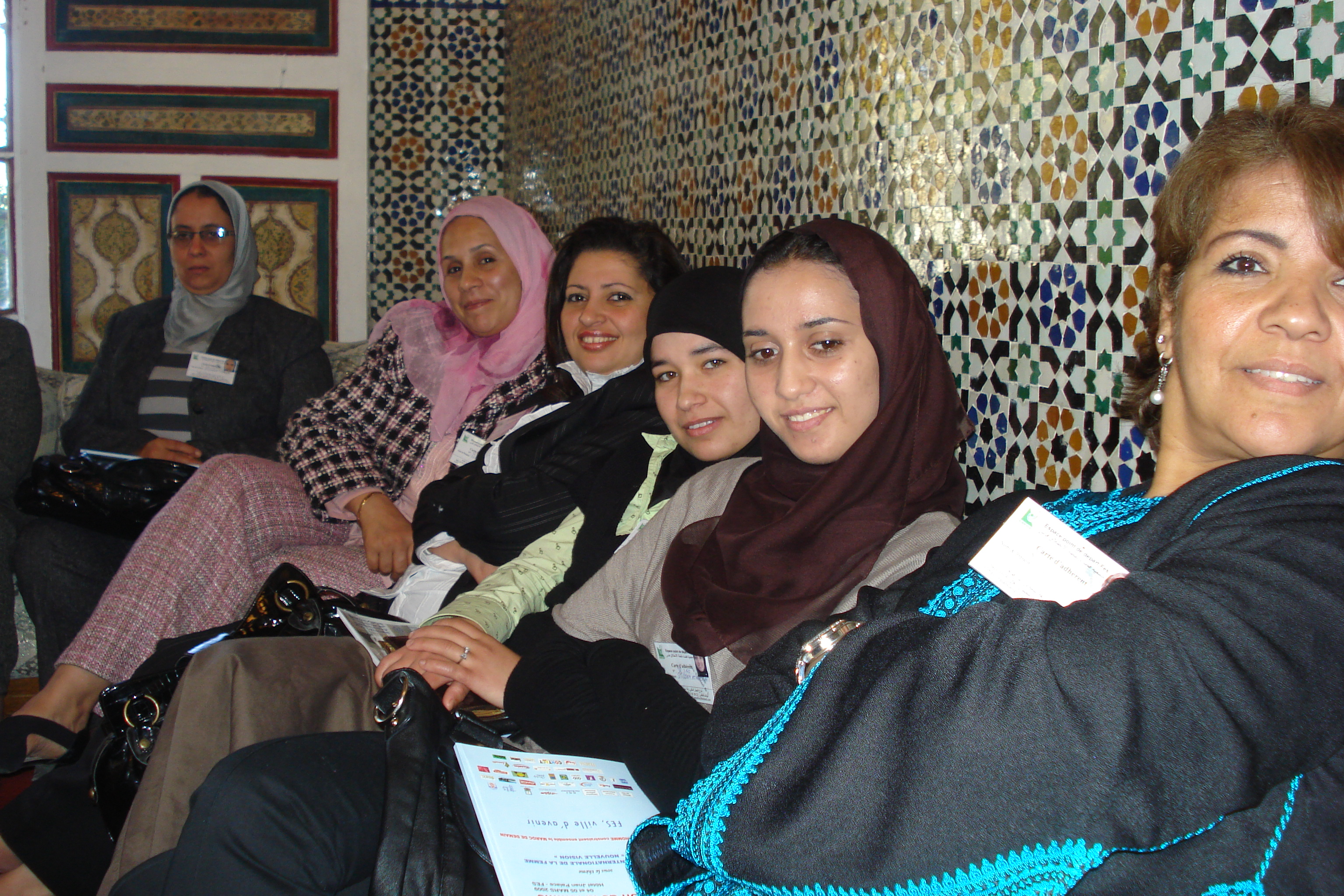 Day Five In Morocco Nov 12 2009 Lubna Mahadeen Blog